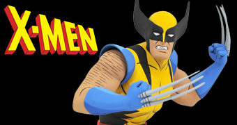 Busto Wolverine X-Men: Animated Series