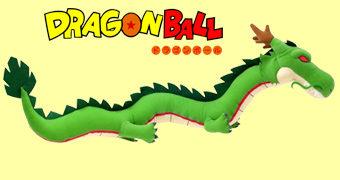 Dragão Shenlong Dragon Ball com 80 cm de Comprimento!