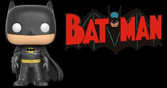 Boneco Pop! Batman Gigante com 48,3 cm de Altura!