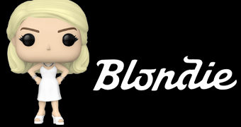 Boneca Pop! Rocks Debbie Harry, Vocalista da Banda Blondie