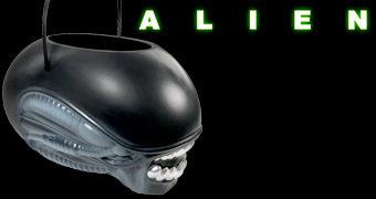Balde de Balas para o Halloween: Alien, o Oitavo Passageiro