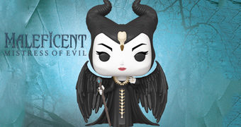Boneca Pop! Malévola: Dona do Mal (Maleficent: Mistress of Evil)