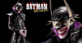 O Batman Que Ri ArtFX – Estátua Kotobukiya 1:6 Dark Nights: Metal (Noites de Trevas: Metal)