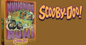 Quebra-Cabeça Scooby-Doo e Salsicha a Bordo da Máquina Mistério