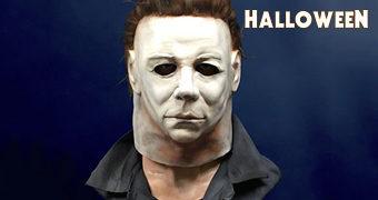 Busto Michael Myers em Tamanho Real – Halloween de John Carpenter