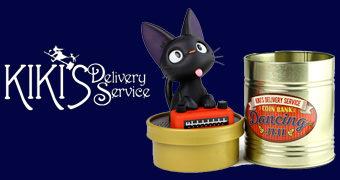 Cofre O Serviço de Entregas da Kiki: Gatinha Jiji (Hayao Miyazaki)