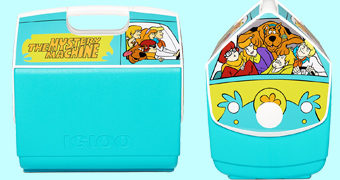 Cooler Térmico Scooby-Doo Mystery Machine