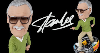 Boneco Stan Lee Bobble Head Excelsior!