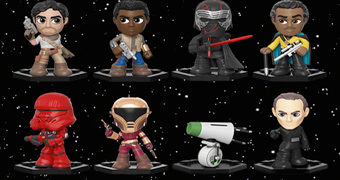 Star Wars: A Ascensão Skywalker Mystery Minis – Mini-Figuras Funko Blind-Box