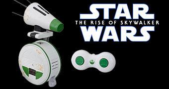 Droide D-O com Controle Remoto Star Wars: A Ascensão Skywalker