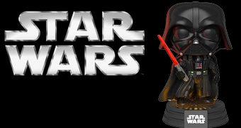 Darth Vader Pop! com Luzes e Sons – O Primeiro Boneco Funko Pop! Eletrônico