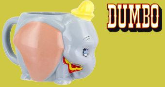 Caneca Elefantinho Dumbo (1941)