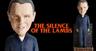 Hannibal Lecter Bobble Head em O Silêncio dos Inocentes (Silence of the Lambs)