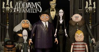 A Família Addams (2019) 5 Points – Nova Linha de Action Figures da Mezco Toyz