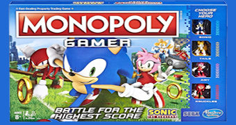 Jogo Monopoly Sonic Sonic the Hedgehog
