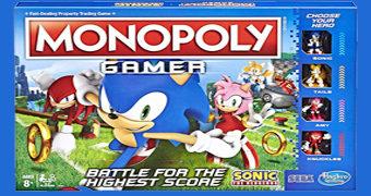 Jogo Monopoly Sonic Sonic the Hedgehog