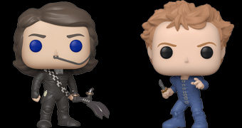 Bonecos Pop! do Filme Duna de David Lynch e Frank Herbert: Paul Atreides e Feyd-Rautha