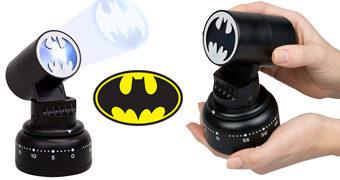 Timer de Cozinha Bat-Sinal (Batman)