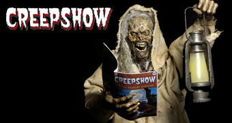 Action Figure The Creep da Nova Série de Terror Creepshow 2019