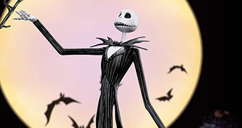 Jack Skellington Master Craft – Estátua de Luxo The Nightmare Before Christmas da Beast Kingdom