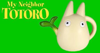 Regador de Plantas Chibi Totoro do Filme Meu Amigo Totoro de Hayao Miyazaki