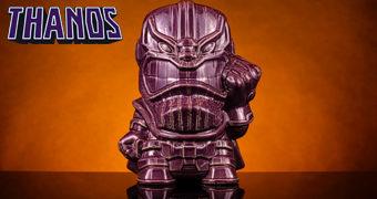 Caneca Tiki Mug Thanos, o Titã Louco