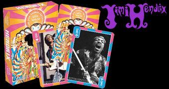 Baralho Jimi Hendrix Axis Bold As Love
