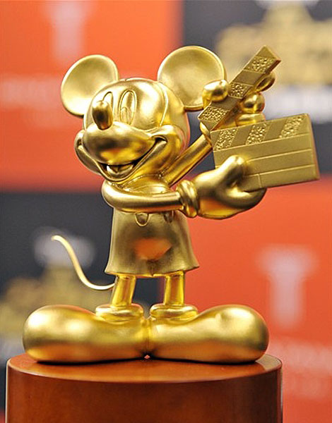 Troféu do Mickey