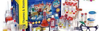 Mega Kit de Química com 387 Experiências!
