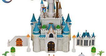 Playset Castelo da Cinderella