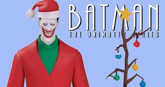 Natal com o Coringa – Action Figure Batman: A Série Animada
