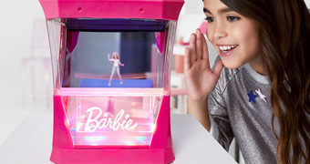 Hello Barbie, a Assistente Digital Holográfica!