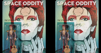 David Bowie Space Oddity: The Starman Figure