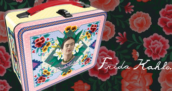Lancheira Frida Kahlo