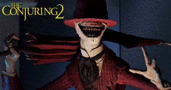 Crooked Man Ultimate Action Figure – Invocação do Mal 2 (The Conjuring 2)