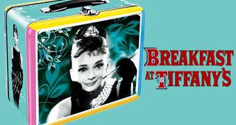 Lancheira do Filme Bonequinha de Luxo (Breakfast at Tiffany's) com Audrey Hepburn