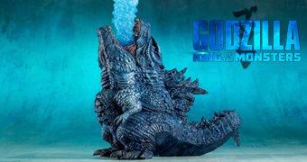 Godzilla II: Rei dos Monstros DefoReal Chibi Realista/Deformado