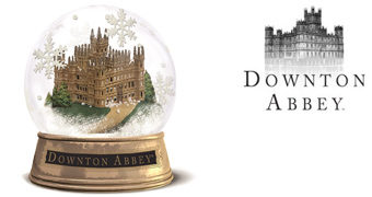 Globo de Neve Downton Abbey Snow Globe