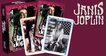 Baralho Janis Joplin
