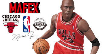 Michael Jordan MAFEX Action Figure Medicom 1:12