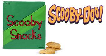 Pote de Cookies Scooby-Doo Scooby Snacks
