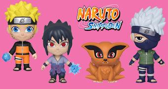Bonecos 5 Star Naruto Shippuden