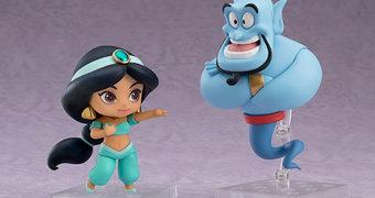 Boneca Nendoroid Princesa Jasmine (Aladdin)
