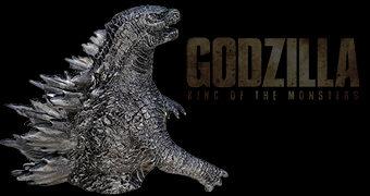 Cofre Godzilla, o Rei dos Monstros
