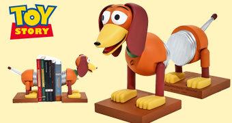 Apoios de Livros Slinky Dog Toy Story Bookends