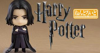 Boneco Nendoroid Professor Severus Snape (Harry Potter)