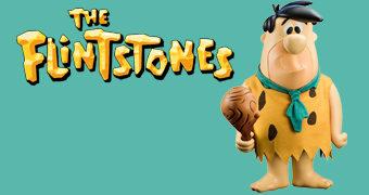 Os Flintstones: Fred Flinstone Gigante com 61 cm de Altura