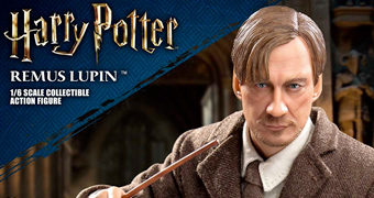 Remus Lupin (David Thewlis) Action Figure Perfeita Harry Potter Star Ace 1:6