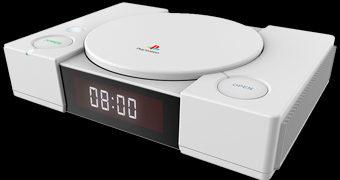 Relógio Despertador Console PSOne (PlayStation)