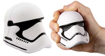 Brinquedo Anti-Stress Star Wars Stormtrooper
